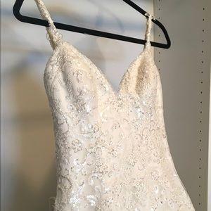 Cielo by Bijou Wedding Dress